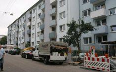 Stuttgart Gasteiner Str.
